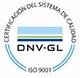 Certificado ISO 9001 de Calidad