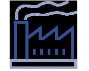 Icono Servicio de limpieza en Industrias