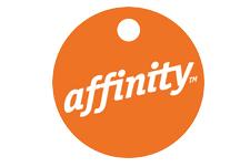 Logotipo de Affinity