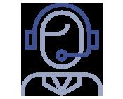 Icono Atención telefónica